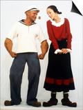 Popeye Prints