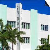 Art Deco Architecture of Miami Beach - South Beach - Florida Prints by Philippe Hugonnard