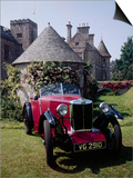 1930 MG Midget M Type Prints
