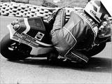 Freddie Spencer on a Honda Ns500, Belgian Grand Prix, Spa, Belgium, 1982 Reprodukcje
