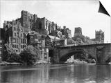 Durham Castle from Wear Prints