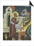 Christ Washing the Feet of the Apostles, 16th Century Art