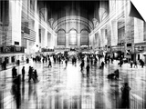 Urban Stretch Series - Grand Central Terminal - Manhattan - New York Print by Philippe Hugonnard