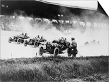 Indianapolis 500 Mile Race, Indiana, USA, Early 1920S Print