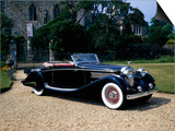 1937 Hispano-Suiza K6 Posters