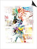 Bob Marley Issue 76 Annimo Plakaty