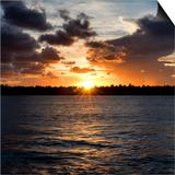 Sunset Key West - Florida Prints by Philippe Hugonnard
