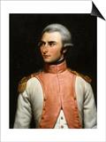 Jean-Baptiste Bernadotte (1763-184), Future King Charles XIV John of Sweden Posters by Louis-Felix Amiel