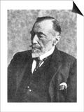 Joseph Conrad, English Stylist, 1923 Print by Joseph Conrad