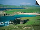 Ireland, the Dingle Peninsula Art by Ake Lindau