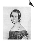 Clara Schumann Young Art