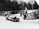 Achille Varzi and Tazio Nuvolari, Monaco Grand Prix, 1933 Posters