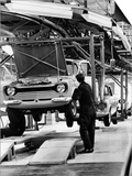 Ford Escort Production Line, 1973 Prints