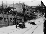 Start of the Inaugural Monaco Grand Prix, 1929 Prints