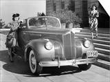 1941 Packard 120 Convertible Coupe, (C1941) Prints