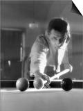 Billiards Player 1930S Prints