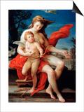 Venus and Cupid, 1785 Plakat af Pompeo Batoni
