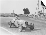 Etancelin in His Maserati at the Dieppe Grand Prix, France, 22 July 1934 Posters