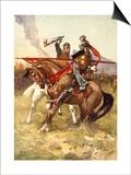 Bannockburn, Hassall Prints by John Hassall