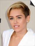 Miley Cyrus Print