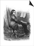 Clara Schumann, Girls Own Print