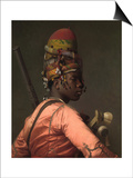 Bashi-Bazouk, 1868-1869 Prints by Jean-Leon Gerome
