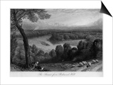 Richmond Hill, Surrey Prints by Birket Foster