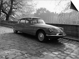 1961 Citroen ID 19, (C1961) Prints