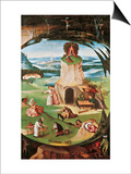 The Seven Deadly Sins Posters by Hieronymus Bosch