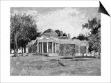 Monticello, Century, P646 Prints