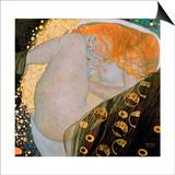 Danae, 1907 Posters by Gustav Klimt