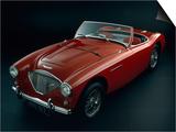 1956 Austin Healey 100-BM2 Car Prints