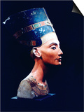 Nefertiti, Egyptian Queen and Consort of Akhenaten, 14th Century Bc Prints