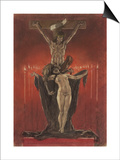 The Satanists (Calvar) Art by Felicien Rops