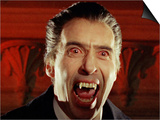 Christopher Lee Print