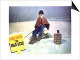 The Gold Rush - Lobby Card Reproduction Prints