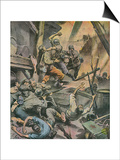 Stalingrad Battle Posters by Rino Ferrari