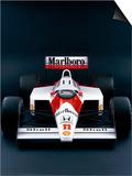 1988 Mclaren Honda Mp4/4 Posters