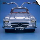 1957 Mercedes Benz 300 SL Gullwing Prints