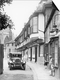 A Buick in College Street, York Posters