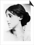 Virginia Woolf (1882-194), English Novelist, Essayist and Critic Art