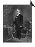 James Buchanan Poster by Alonzo Chappel