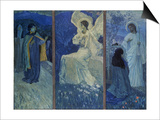 The Resurrection Prints by Mikhail Vasilyevich Nesterov