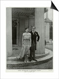 Edda Mussolini, Daughter Print