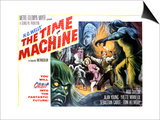 The Time Machine - Lobby Card Reproduction Prints