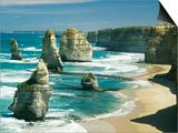 Australia the Twelve Apostles Poster