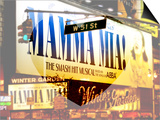 Love NY Series - Mamma Mia The Musical - Winter Garden Theatre - Manhattan - New York - USA Posters by Philippe Hugonnard