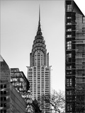 Top of the Chrysler Building - Manhattan - New York City - United States Posters by Philippe Hugonnard