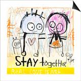 Poul Pava - Stay Together Plakát