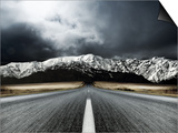 Open Road Art by  PhotoINC